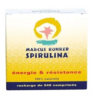 SPIRULINA RECHARGE 540 COMPRIMES