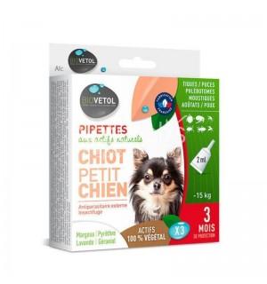 PIPETTE POUR CHIOT / PETIT CHIEN - 3 X 2 ML
