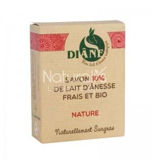 SAVON LAIT D'ANESSE NATURE - 100 GR