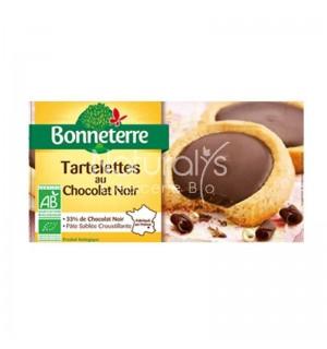TARTELETTES CHOCOLAT NOIR - 125 GR