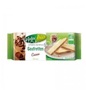GAUFRETTES CHOCOLAT - 100 GR