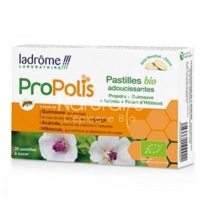PASTILLES ADOUCISSANTE A LA PROPOLIS - 20 PASTILLES