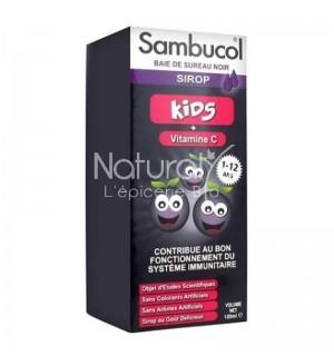 SAMBUCOL KIDS - 120 ML
