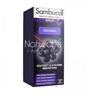SAMBUCOL ORIGNIAL - 120 ML