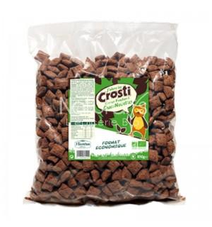 CROSTI COEUR FONDANT CHOCO NOISETTES - 525 GR