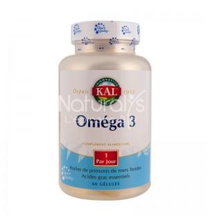 OMEGA 3 - 60 GELULES