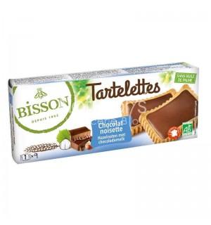 TARTELETTES CHOCOLAT NOISETTES - 150 GR