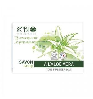 SAVON A L'ALOE VERA - 100 GR