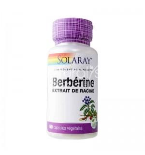 BERBERINE - 60 CAPSULES