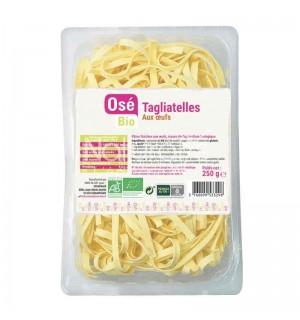TAGLIATELLE AUX OEUFS - 250 GR