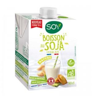 BIOSOY AU SOJA FRANCE NATURE - 0.5 L