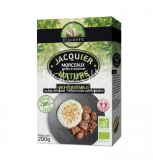 JACQUIER NATURE MORCEAUX PRETS A CUISINER - 200 GR