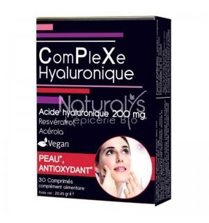COMPLEXE ACIDE HYALURONIQUE - 30 COMPRIMES