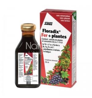 FLORADIX FER ET PLANTE - 250 ML
