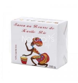 SAVON  AU BEURRE DE KARITE - 150 GR