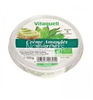 CREME  A BASE D'AMANDE AIL DES OURS - 125 GR