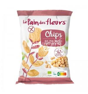 PAIN DES FLEURS CHIPS POIS CHICHE- 50 GR