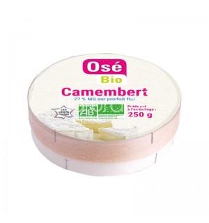 CAMEMBERT AU LAIT PASTEURISE - 250 GR