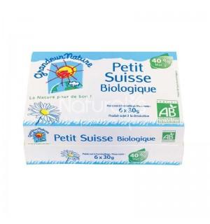 PETIT SUISSE - 6 X 30 GR