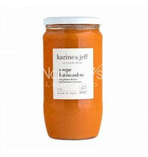 SOUPE DES KATMANDOU - 1 LITRE