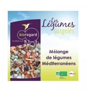 MELANGE DE LEGUMES MEDITERRANEENS -  600 GR