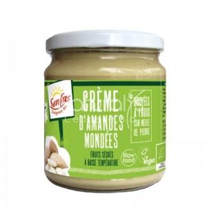 CREME D'AMANDES MONDEES - 300 GR
