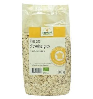 FLOCONS D'AVOINE GROS - 500 GR