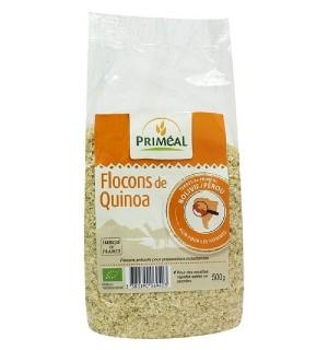 FLOCONS  DE QUINOA - 500 GR