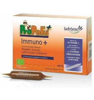 IMMUNO + AMPOULES - 20X10 ML