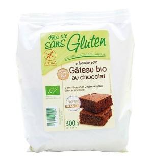 PREPARATION GATEAU CHOCOLAT - 300 GR