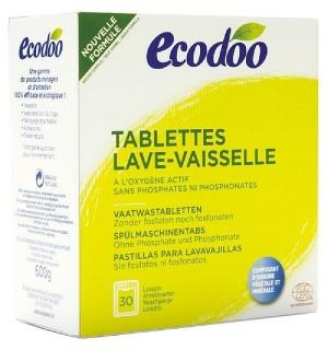 TABLETTE LAVE VAISSELLE X 30 - 600 GR