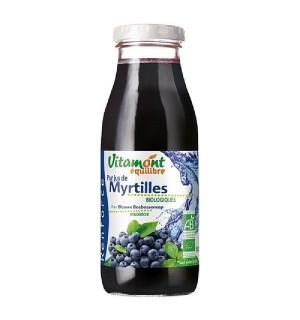 JUS DE MYRTILLES - 50 CL