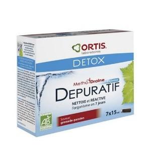 DETOXINE DETOX EXPRESS - 7 x 15 ML