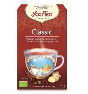 YOGI TEA CLASSIC - 17 X 2.2 GR