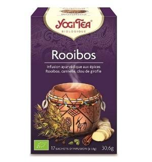 YOGI TEA ROOIBOS - 17 X 1.8 GR