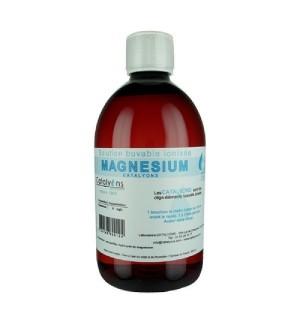 MAGNESIUM IONISE - 500 ML