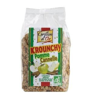 KROUNCHY POMME CANNELLE - 500 GR