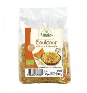 BOULGOUR POTIRON ET CITRONNELLE - 300 GR