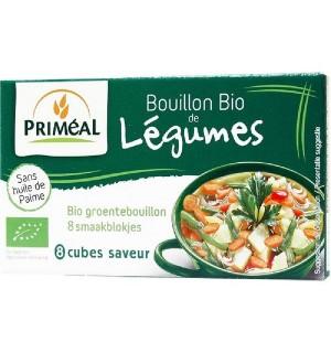 BOUILLON CUBE DE LEGUME - 8 X 9 GR