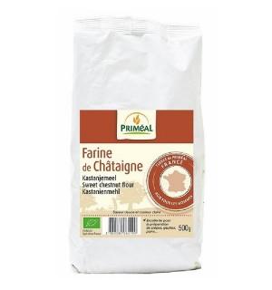 FARINE DE CHATAIGNE  - 500 GR