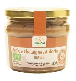 PUREE DE CHATAIGNE D'ARDECHE   - 300 GR