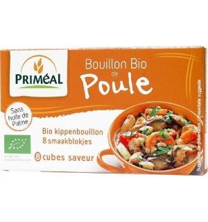 BOUILLON CUBE DE POULE - 8 X 10 GR