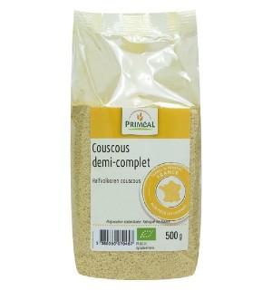 COUSCOUS 1/2 COMPLET FRANCE - 500 GR