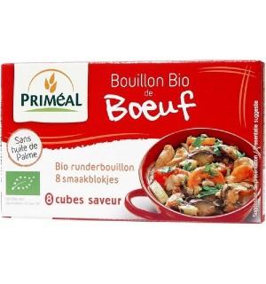 BOUILLON CUBE DE BOEUF - 8 X 10 GR