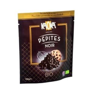 PEPITES CHOCOLAT NOIR 50 % - 100 GR