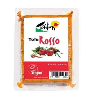 TOFU ROSSO VEGAN - 200 GR