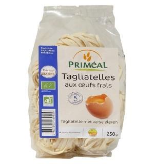 TAGLIATELLE AUX OEUFS FRAIS - 250 GR