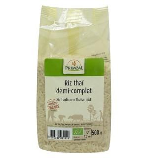 RIZ THAI DEMI-COMPLET - 500 GR