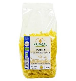 TORTILS CITRON SAFRAN   - 250 GR