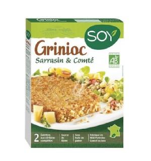 GRINIOC SARRASIN COMTE - 2 X 100 GR